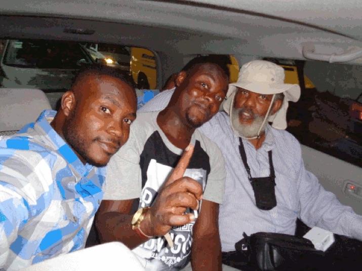 Kenneth- Ghana Photo